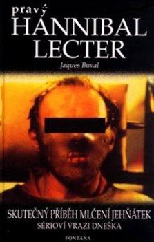 Obálka titulu Pravý Hannibal Lecter