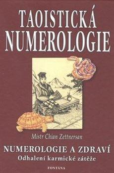 Obálka titulu Taoistická numerologie