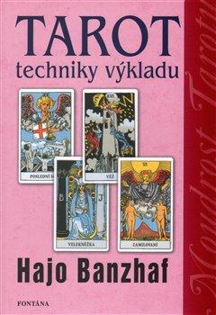 Obálka titulu Tarot - techniky výkladu