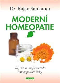 Obálka titulu Moderní homeopatie