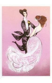 Obálka titulu Pohlednice - Tanec