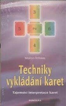 Obálka titulu Techniky vykládání karet
