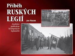 Obálka titulu Příběh ruských legií