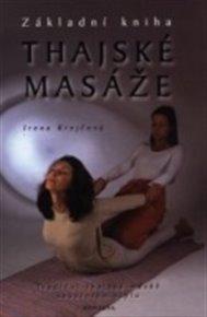 Thajské masáže - Základní kniha