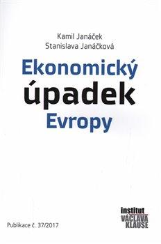 Obálka titulu Ekonomický úpadek Evropy