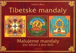 Obálka titulu Tibetské mandaly