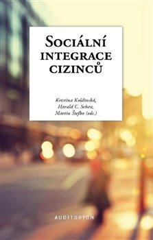 Obálka titulu Sociální integrace cizinců