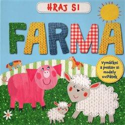 Farma - Hraj si. Vymáčkni a postav si modely zvířátek