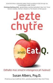 Obálka titulu Jezte chytře aneb Eat.Q.