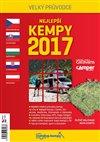 Obálka knihy Kempy v ČR a SR 2017
