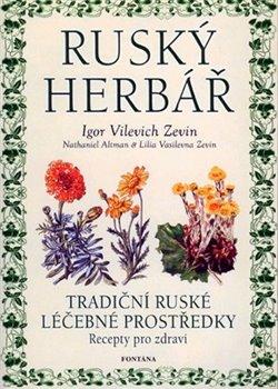 Obálka titulu Ruský herbář - tradiční ruské léčebné prostředky