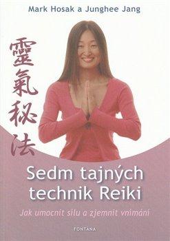 Obálka titulu Sedm tajných technik Reiki