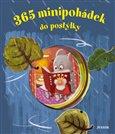 Obálka knihy 365 minipohádek do postýlky