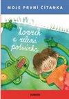 Obálka knihy Honzík a zelená potvůrka - moje první čítanka