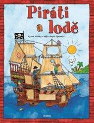 Piráti a lodě - vysuň stránky a objev skrytá tajemství