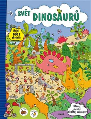 Svět dinosaurů - Zuzana Pospíšilová | Booksquad.ink
