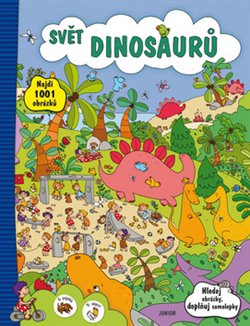 Obálka titulu Svět dinosaurů