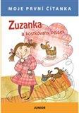 Obálka knihy Zuzanka a kostkovaný pejsek - Moje první čítanka