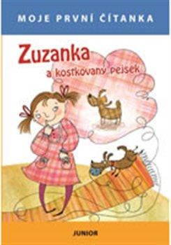 Obálka titulu Zuzanka a kostkovaný pejsek - Moje první čítanka