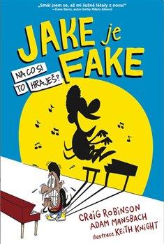 Obálka titulu Jake je fake