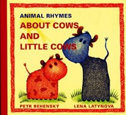 Obálka titulu Animal Rhymes: About Cows and Little Cows