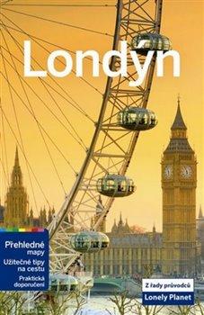 Obálka titulu Londýn - Lonely planet