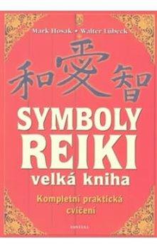 Obálka titulu Symboly reiki - velká kniha