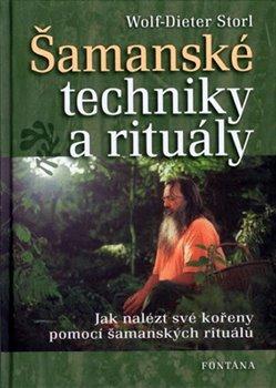 Obálka titulu Šamanské techniky a rituály