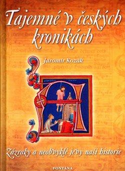 Obálka titulu Tajemné v českých kronikách