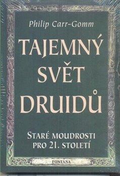 Obálka titulu Tajemný svět druidů
