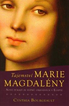 Obálka titulu Tajemství Marie Magdaleny