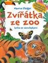 Obálka knihy Zvířátka ze zoo