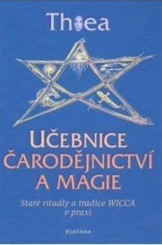 Obálka titulu Učebnice čarodějnictví a magie
