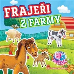 Obálka titulu Frajeři z farmy