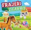 Obálka knihy Frajeři z farmy