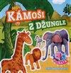 Obálka knihy Kámoši z džungle