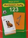 Obálka knihy Moje první Montessori karty 123