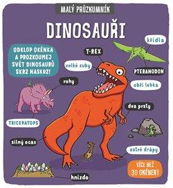 Obálka titulu Malý průzkumník - Dinosauři