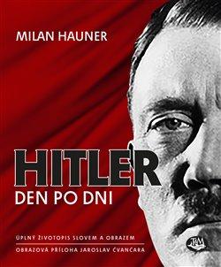 Obálka titulu Hitler, den po dni