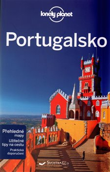 Obálka titulu Portugalsko - Lonely Planet