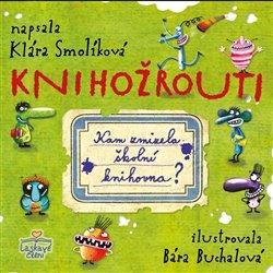 Obálka titulu Knihožrouti - kam zmizela školní knihovna