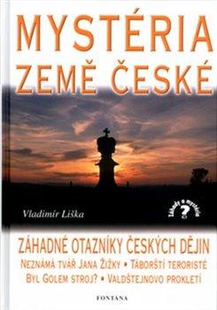 Obálka titulu Mystéria země české