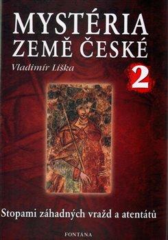 Obálka titulu Mystéria země české II.