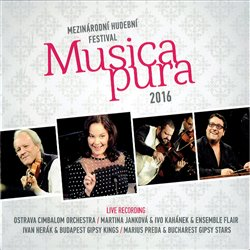 Obálka titulu Musica pura 2016