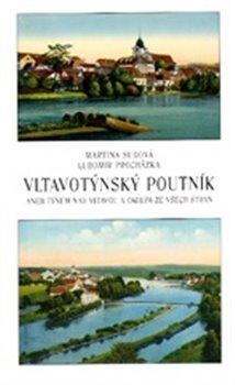 Obálka titulu Vltavotýnský poutník aneb Týnem nad Vltavou ze všech stran