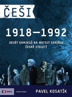 Obálka titulu Češi 1918-1992