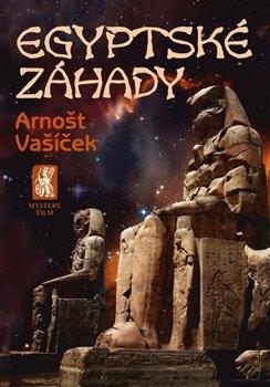 Obálka titulu Egyptské záhady