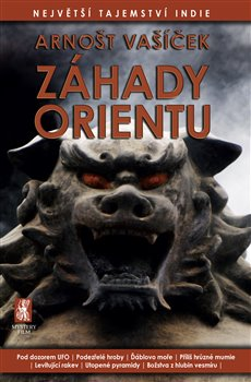 Obálka titulu Záhady Orientu