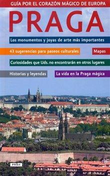 Obálka titulu Praga - Guía por el corazón mágico de Europa