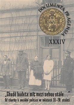 Obálka titulu Documenta Pragensia 34